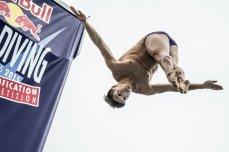 Jonathan Paredes participará en Mundial de Clavados de Altura 2015_Foto Dean Treml_RedBullContentPool