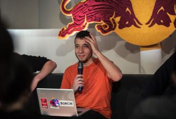 El mexicano Pablo Borchi estuvo en la Academia en Paris 2015_Foto Sarah Bastin_Red Bull Content Pool (1)